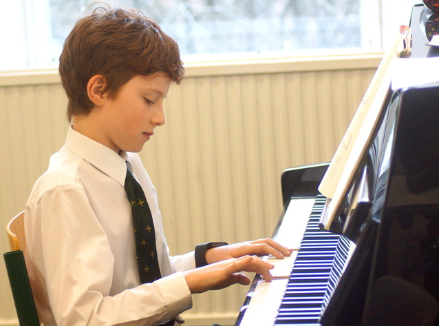 Inspired By Mozart: Felix Flourishes In Uk Piano Competition