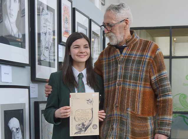 John Byrne National Drawing Competition 2019