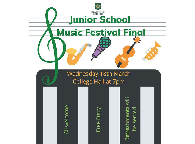 Junior School Music Festival Final