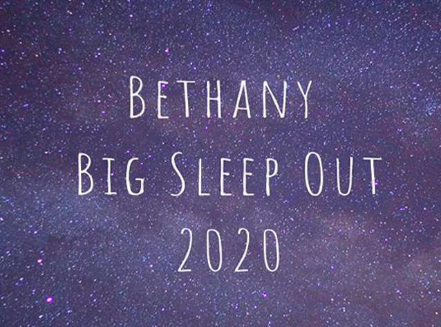Big Sleep Out 2020