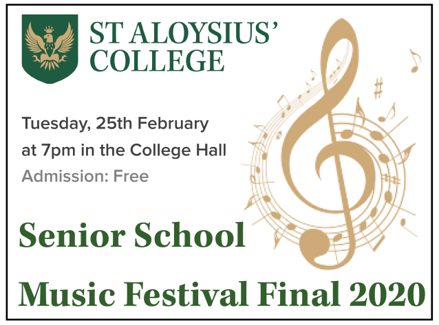 Senior School Music Festival Final