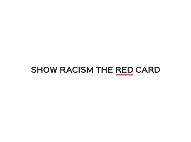 Show Racism the Red Card Finalists